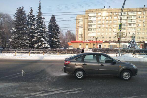 В Тольятти сбили 12-летнюю девочку | CityTraffic
