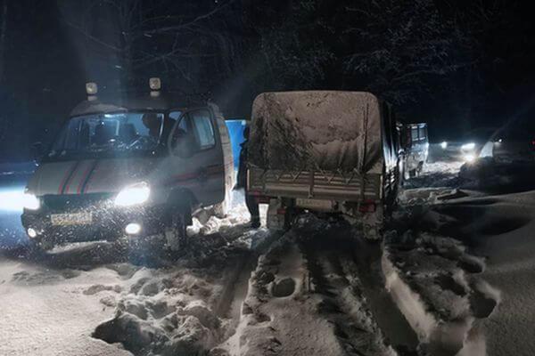 В Жигулевском заповеднике ночью потерялся турист | CityTraffic