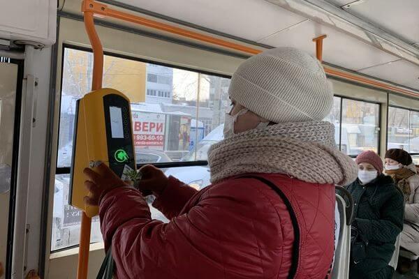 В троллейбусах Самары установят валидаторы | CityTraffic