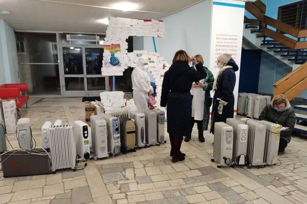 В Медгородке Тольятти коммунальная авария, тепло пустили по обратной схеме | CityTraffic