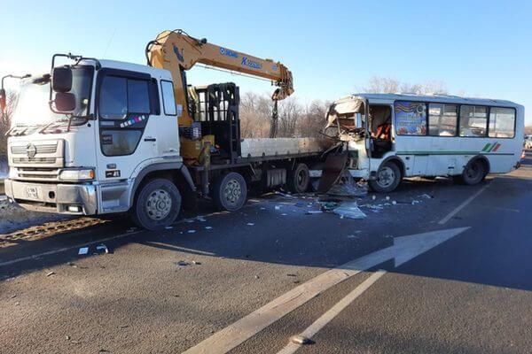 В Самарской области пострадали 5 пассажиров автобуса, который прошел фиктивный осмотр перед поездкой | CityTraffic