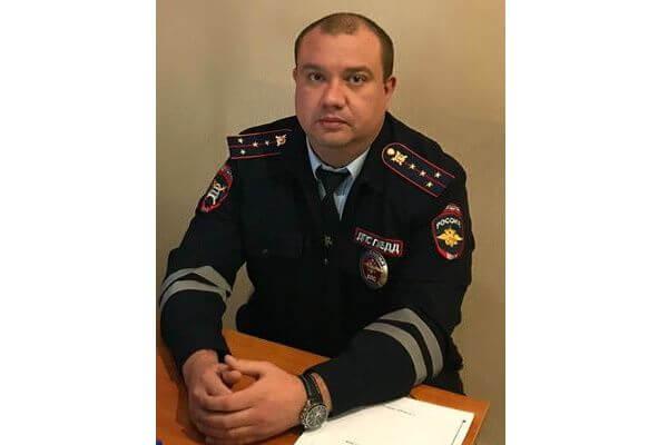 Полицейский из Самары ночью отыскал виновника ДТП | CityTraffic