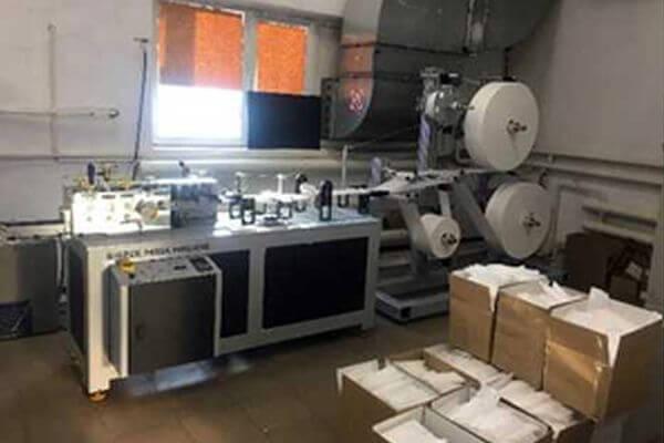 ФСБ нашла более 1 млн поддельных медицинских масок, которые производили в Самарской области | CityTraffic