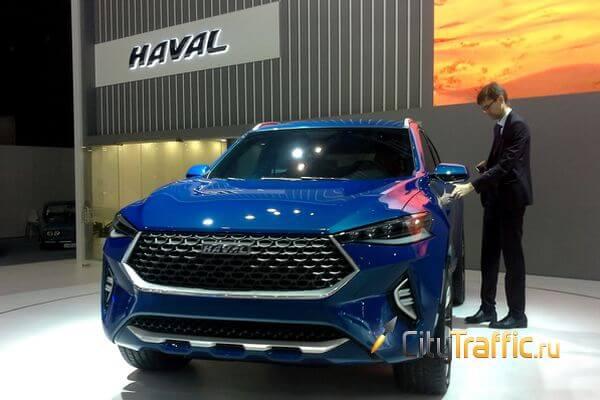 Haval нашёл слабое место своих машин | CityTraffic