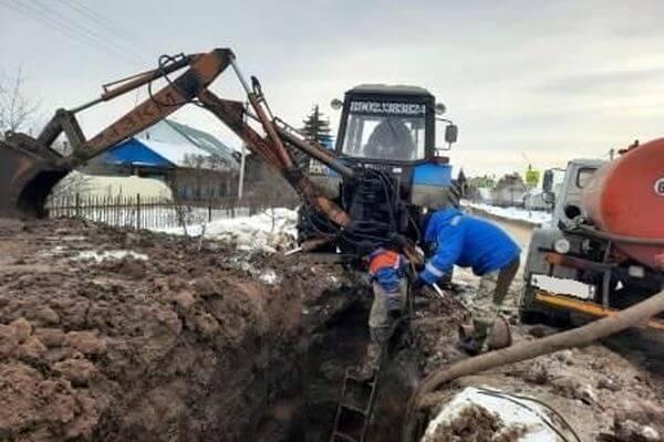 Более 2 тысяч человек остались без воды в Самарской области из-за коммунальной аварии | CityTraffic