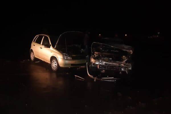 В Самарской области столкнулись два юных водителя | CityTraffic