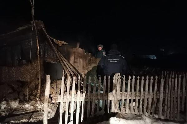 СК начал проверку по факту гибели на пожаре 3 человек в Самарской области | CityTraffic