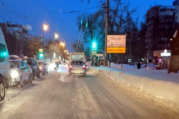 Ремонт Московского шоссе в Самаре начнут в 2021 году | CityTraffic