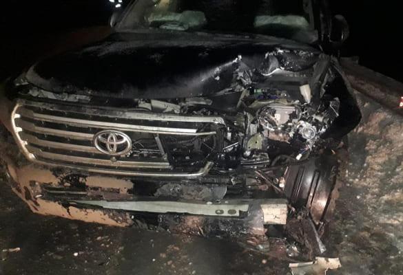 Четыре человека пострадали в результате столкновения двух иномарок в Самарской области | CityTraffic