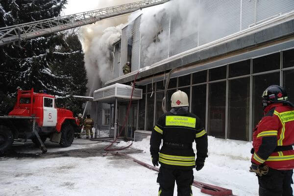 Прокуратура Самары начала проверку по факту пожара на заводе-банкроте   CityTraffic