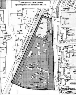 Дилер Lada подготовит проект планировки и межевания участка площадью 18,5 га в Тольятти | CityTraffic