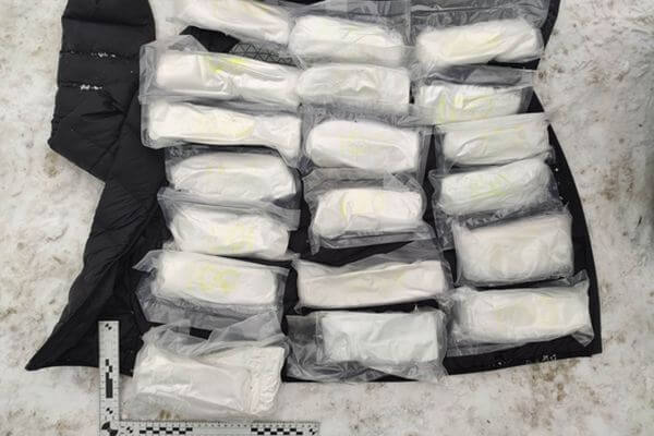 Двух дилеров из Питера задержали под Тольятти с 4 кг наркотиков | CityTraffic