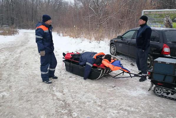 В Тольятти за сутки 3 человека получили серьезные травмы, катаясь с горок в лесном массиве   CityTraffic