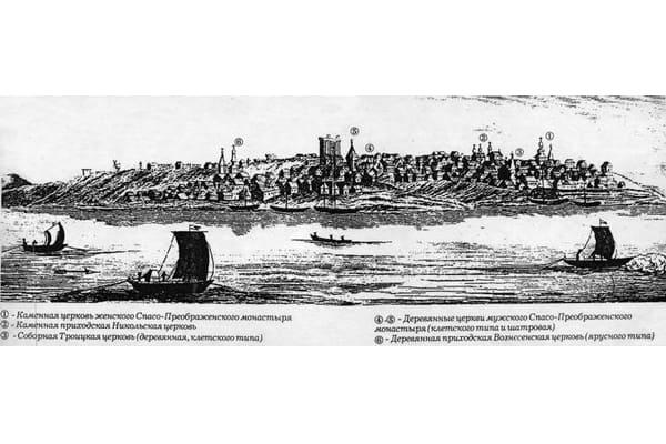 Ученые исследуют гравюру, способную изменить представление об облике Самары XVIII века | CityTraffic