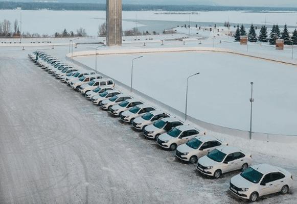 В Самарской области сельские больницы получили 26 новых автомобилей | CityTraffic