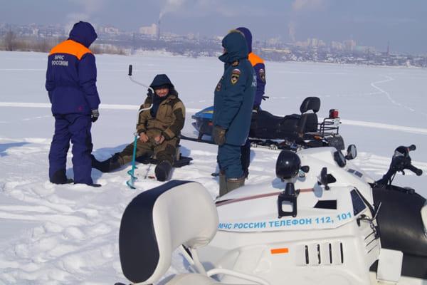 В Самаре инспекторы ГИМС провели рейд по местам рыбной ловли и проинструктировали рыбаков | CityTraffic