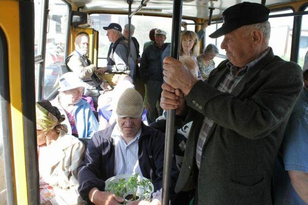 В Самарской области увеличат зарплату водителям, работающим на дачных маршрутах | CityTraffic