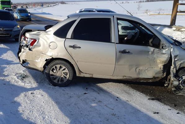 Три человека пострадали в ДТП на автодороге «Ульяновск-Димитровград-Самара» | CityTraffic