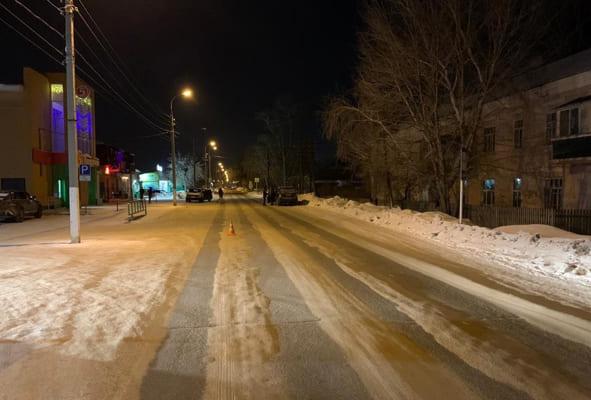 В больнице оказалась жительница Похвистнево, которая переходила дорогу в неположенном месте | CityTraffic