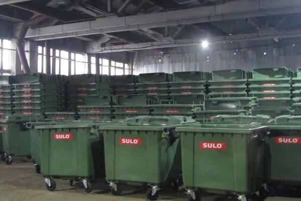 В Самаре на ремонт контейнерных площадок выделили 10 млн рублей | CityTraffic