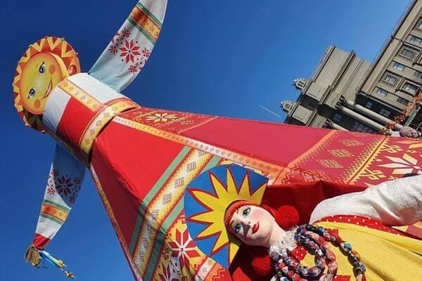 В Самаре масленичные гуляния пройдут на площади Куйбышева и во всех городских районах | CityTraffic