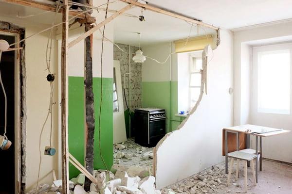 Какие сведения должны быть внесены вЕГРН после перепланировки квартиры