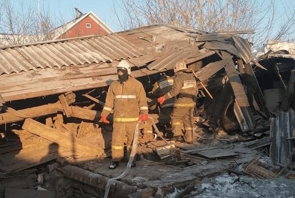 В Самарской области из-за разгерметизации газового баллона обрушился жилой дом | CityTraffic