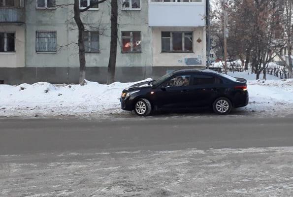 В Тольятти водитель «Киа» сбил 75-летнего мужчину, который переходил дорогу не там, где надо | CityTraffic