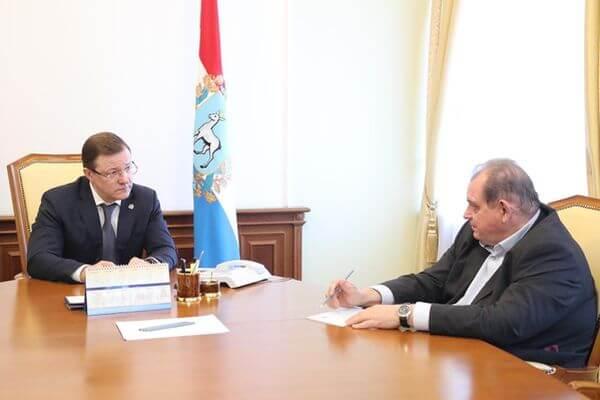 Глава Тольятти Сергей Анташев уходит вотставку