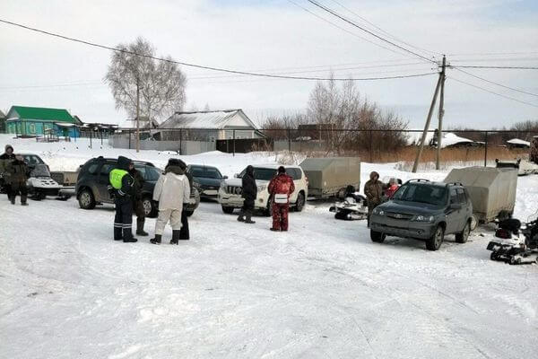 Браконьеры за сутки убили трех косуль в Самарской области | CityTraffic