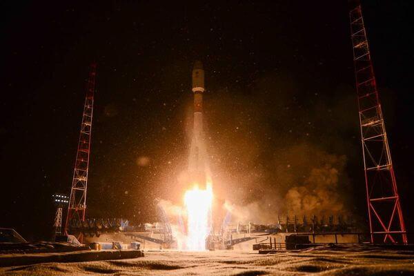 Самарская ракета стартовала с космодрома Плесецк | CityTraffic