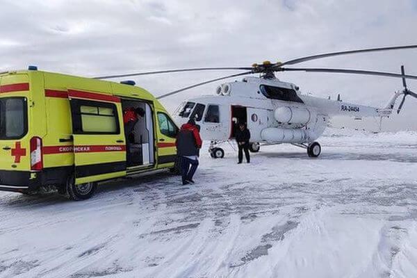 В Тольятти из Октябрьска на вертолете эвакуировали 4-летнего ребенка для лечения | CityTraffic