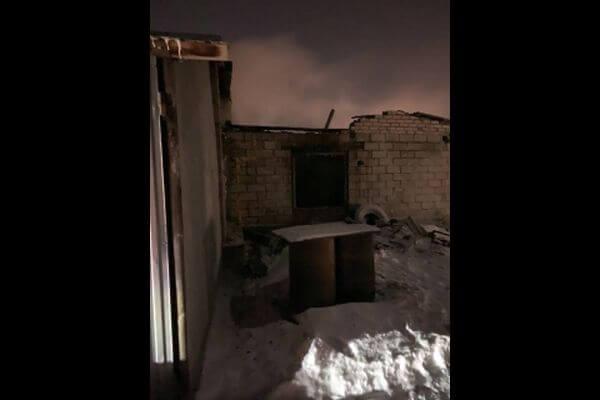 СК начал проверку по факту гибели ребенка складе, горевшем ночью в Тольятти | CityTraffic