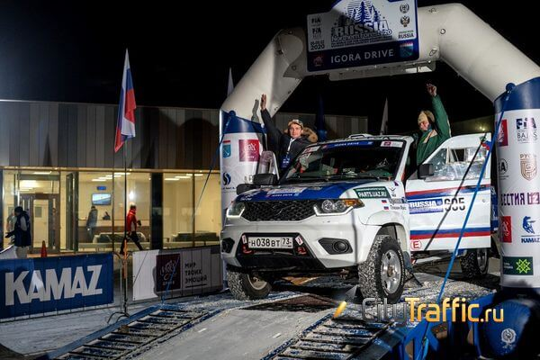 Гонщики из Тольятти на трассе Кубка мира | CityTraffic
