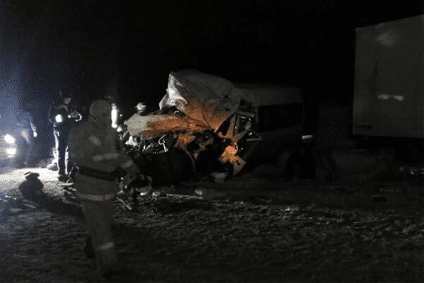 Прокуратура не нашла повреждений на трассе на месте ДТП с 12 погибшими в Самарской области | CityTraffic