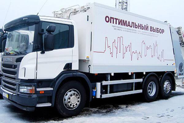 В России отзывают мусоровозы | CityTraffic