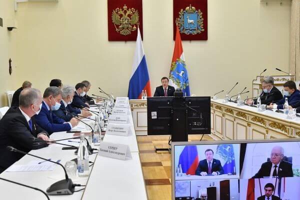 Депутаты Госдумы считают, что стресс-тест, связанный с ковидом, успешно пройден в Самарской области   CityTraffic