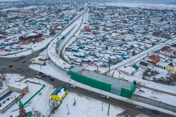 Бетонирование Самарского моста полностью завершено | CityTraffic