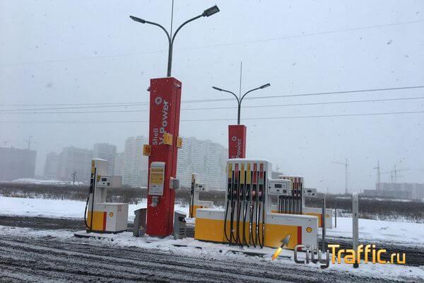 Бензин вырос на копейки, газ на рубли   CityTraffic