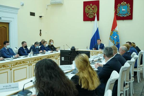 Губернатор потребовал от глав муниципалитетов заняться решением проблем ЖКХ