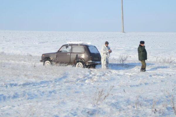 В Самарской области задержаны браконьеры с убитой косулей в багажнике автомобиля | CityTraffic