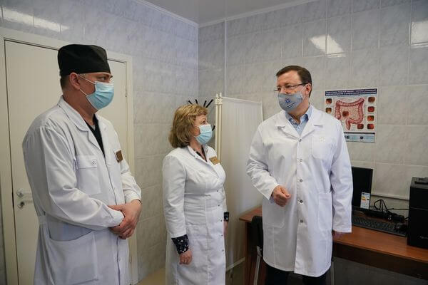 В Самарской области выявлять рак на ранней стадии будут в 12 современных центрах онкологической помощи | CityTraffic