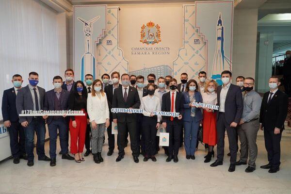 """В Самарской области прошел форум молодежных идей научно-образовательного центра """"Инженерия будущего"""""""