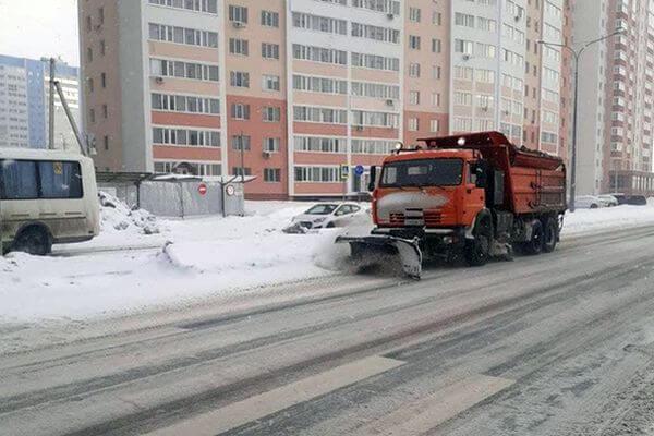 В Самаре за зимний сезон 2020-2021 вывезли вдвое больше снега, чем год назад | CityTraffic
