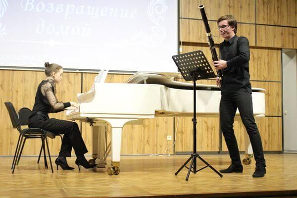 В Тольятти услышали белый рояль, который восстанавливали 10лет