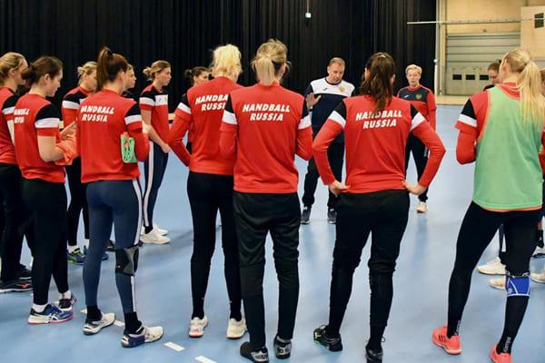 Семь гандболисток «Лады» всоставе сборной России начали учебно-тренировочный сбор