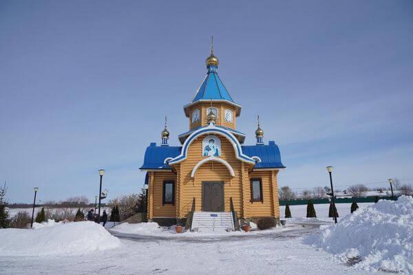 Губернатор Самарской области дал поручения по развитию духовно-просветительского комплекса в Ташле | CityTraffic