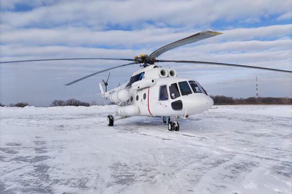 В феврале 2021 года вертолеты санавиации доставили в больницы Самары и Тольятти двоих детей | CityTraffic