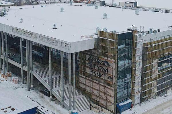 Расходы на строительство Дворца спорта вСамаре сократили на 1,3 млрд рублей