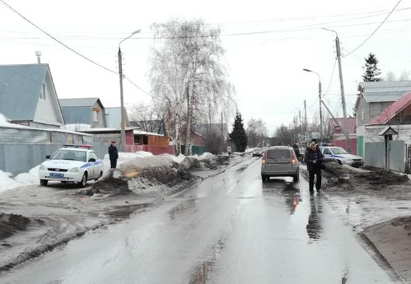 В Тольятти «Лада» сбила 7-летнего мальчика, который переходил дорогу в неположенном месте   CityTraffic